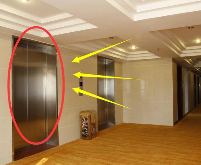 大门正对电梯门对风水有什么影响