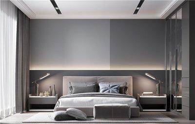 卧室墙面不可选的颜色又哪些?